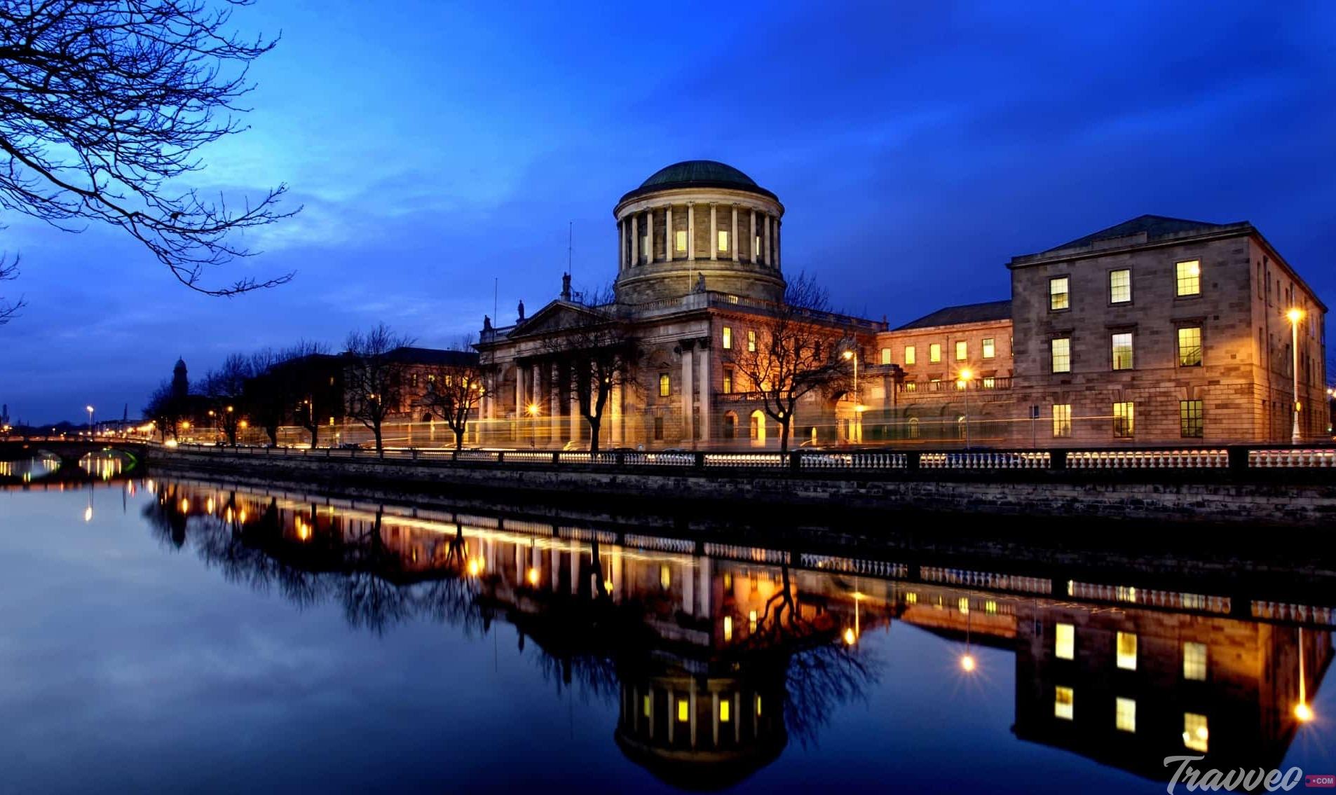 اشهر المعالم السياحية في دبلن