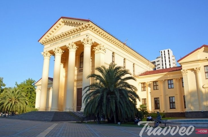 دليلك السياحي لمدينة سوتشي روسيا