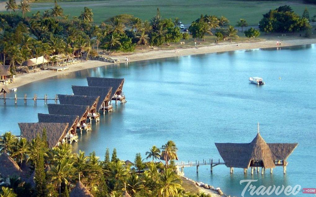 افضل الاماكن السياحية في كاليدونيا