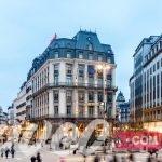 أفضل الفنادق في بروكسل