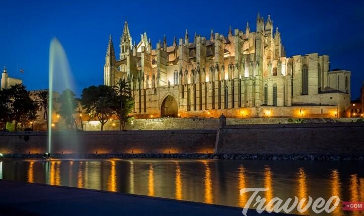 أبرز مناطق السياحة في بالما دي مايوركا