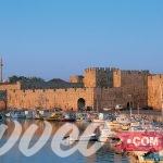 أبرز أماكن السياحة في جزيرة رودس