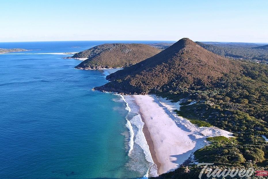 شاطئ وايت بوينت