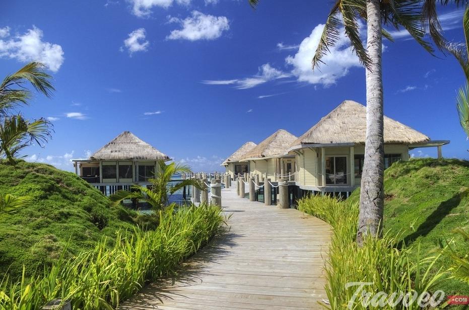 جولة سياحية في جزر ساموا