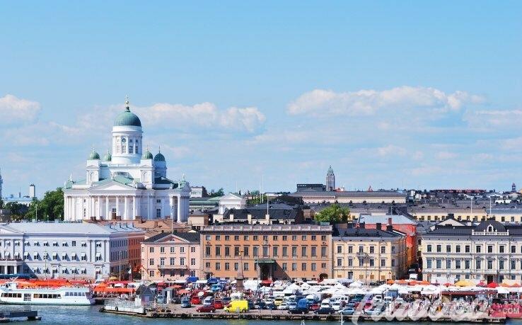 السياحة في هلسنكي
