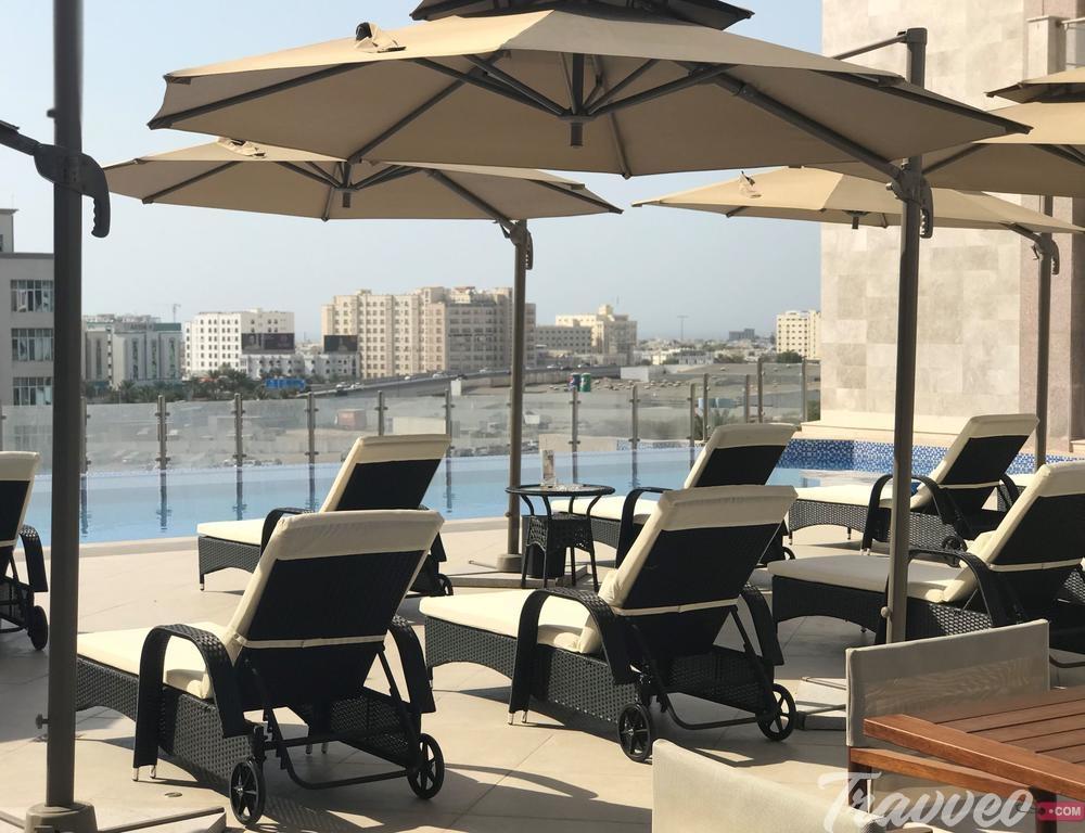 الفنادق المميزة فى مسقط