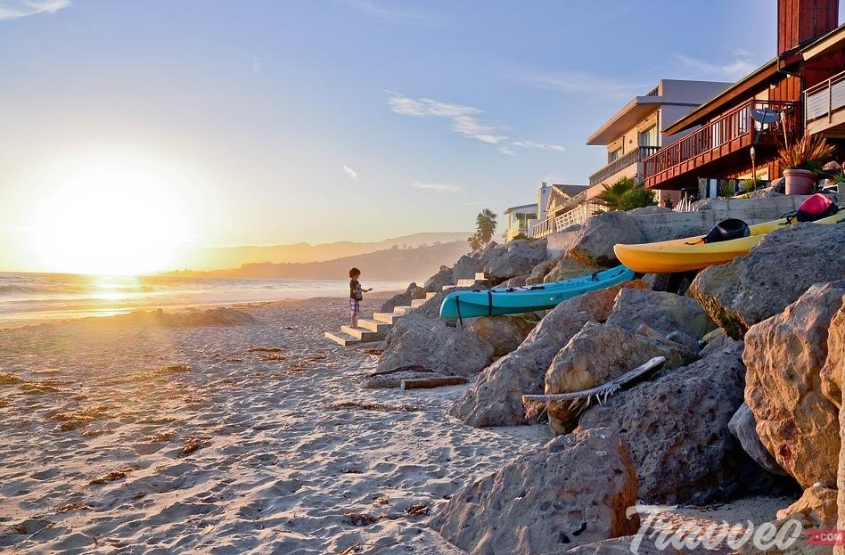 شواطئ لوس انجلوس