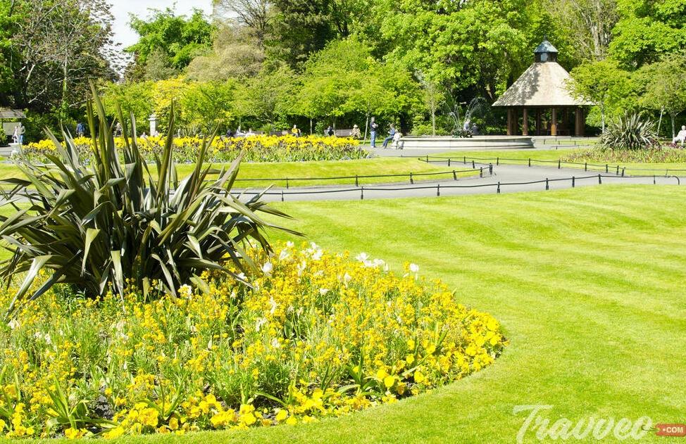 حديقة سانت ستيفنز جرين