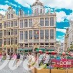 أهم أماكن السياحة في بروكسل