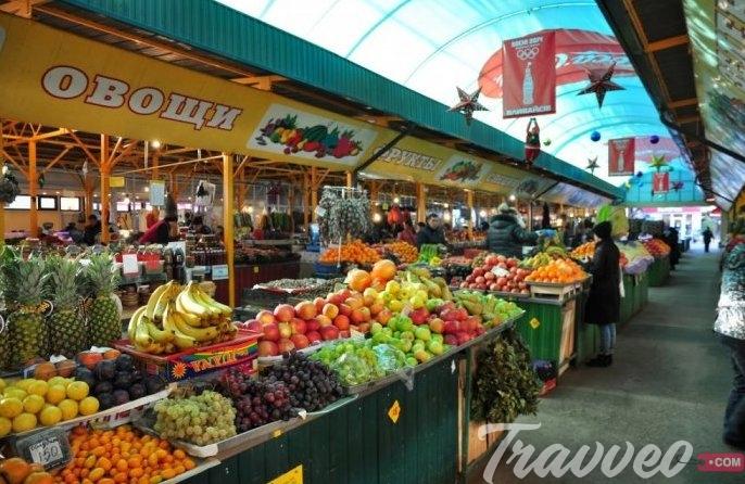 سوق سوتشي المركزي