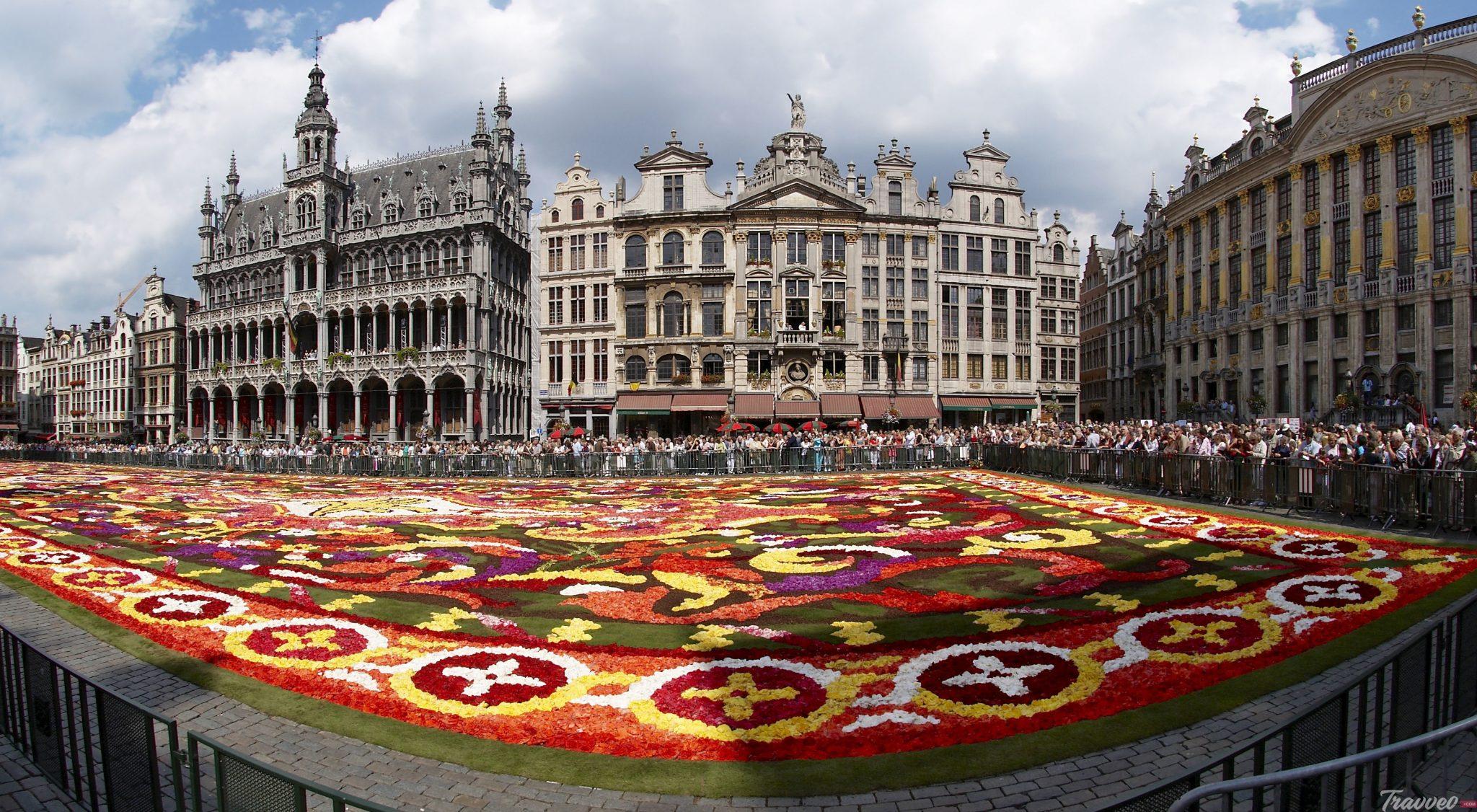 السياحة في بروكسل