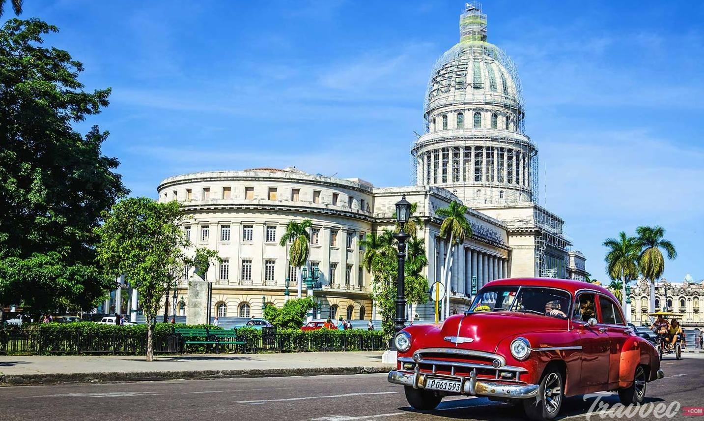الوصول الي هافانا