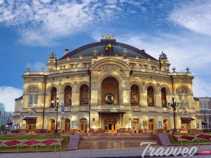 دار الأوبرا الوطنية في كييف