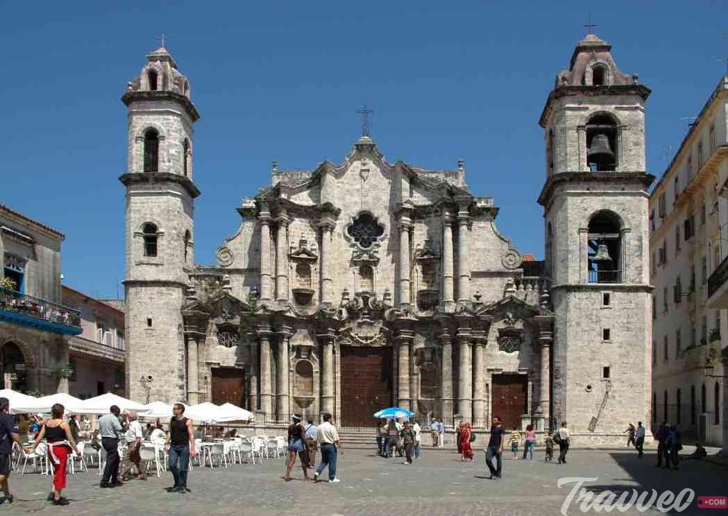كاتدرائية القديس هافانا