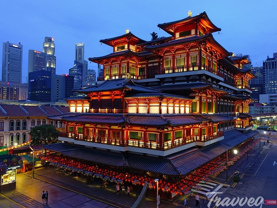 السياحة فى سنغافورة