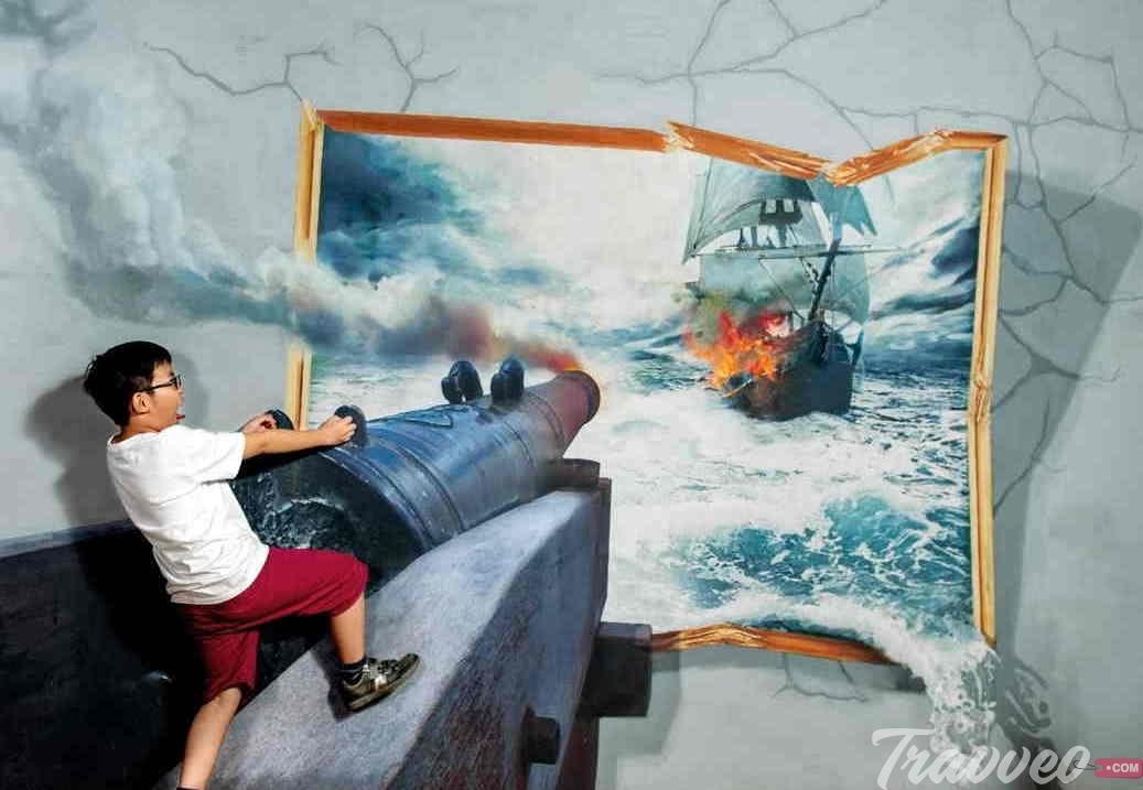 متحف صنع في بينانج التفاعلي