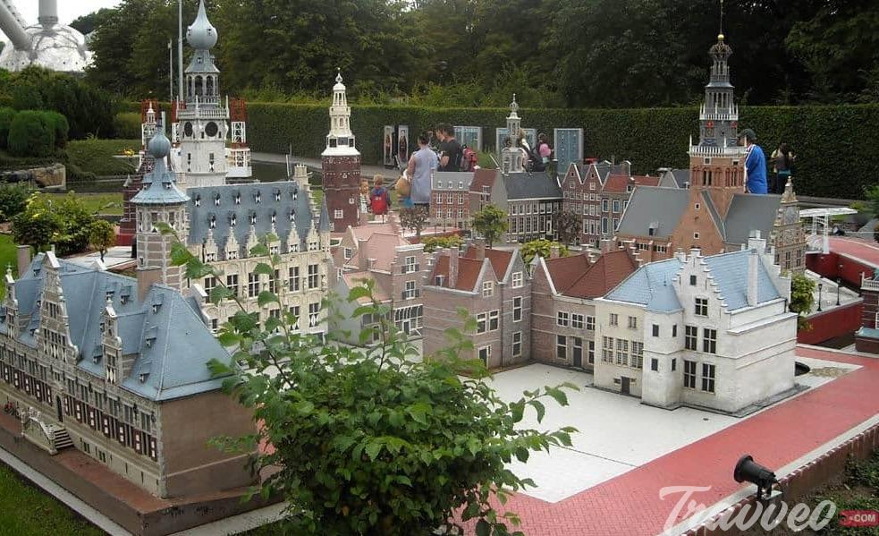 حديقة أوروبا الصغيرة