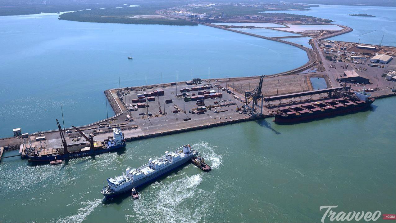 ميناء داروين
