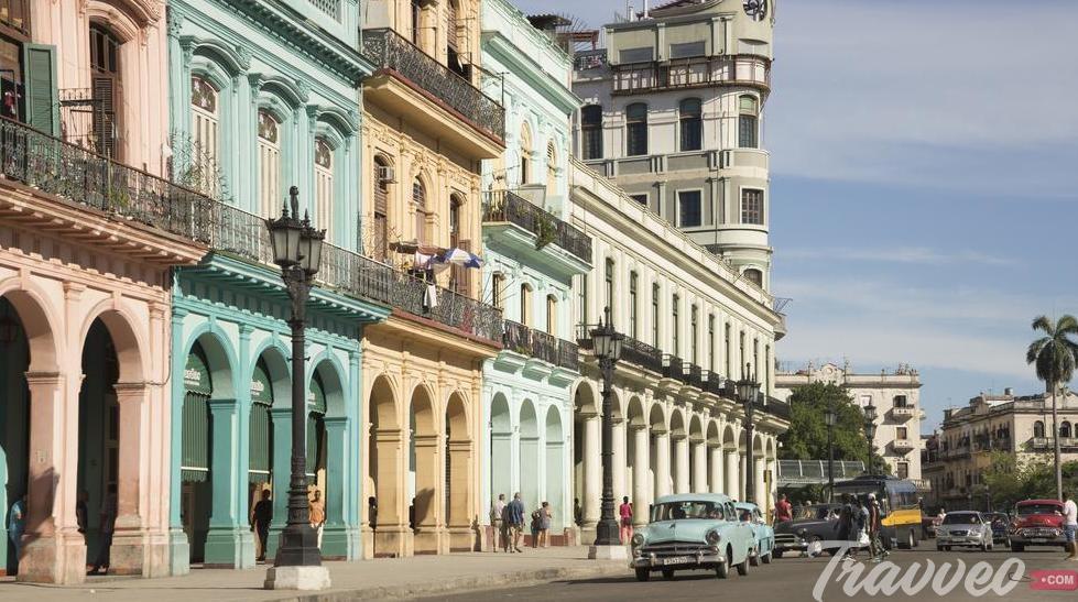 مدينة هافانا القديمة