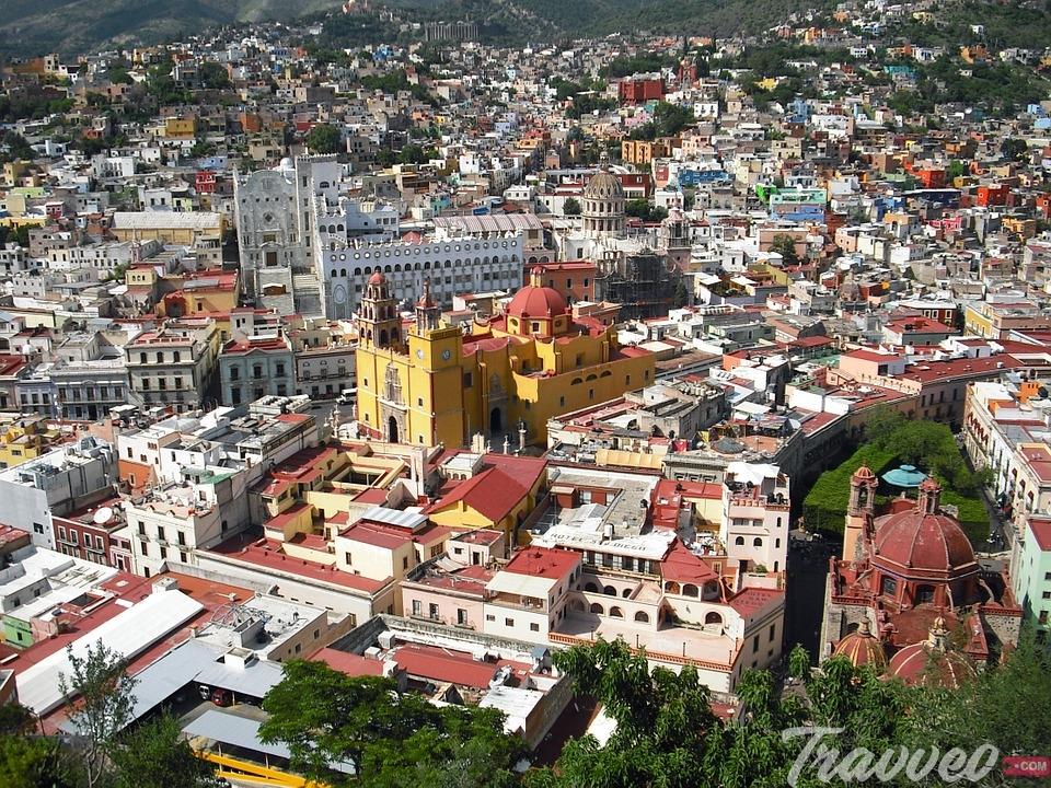 رحلة سياحية الى مكسيكو سيتي