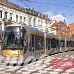 المواصلات في بروكسل
