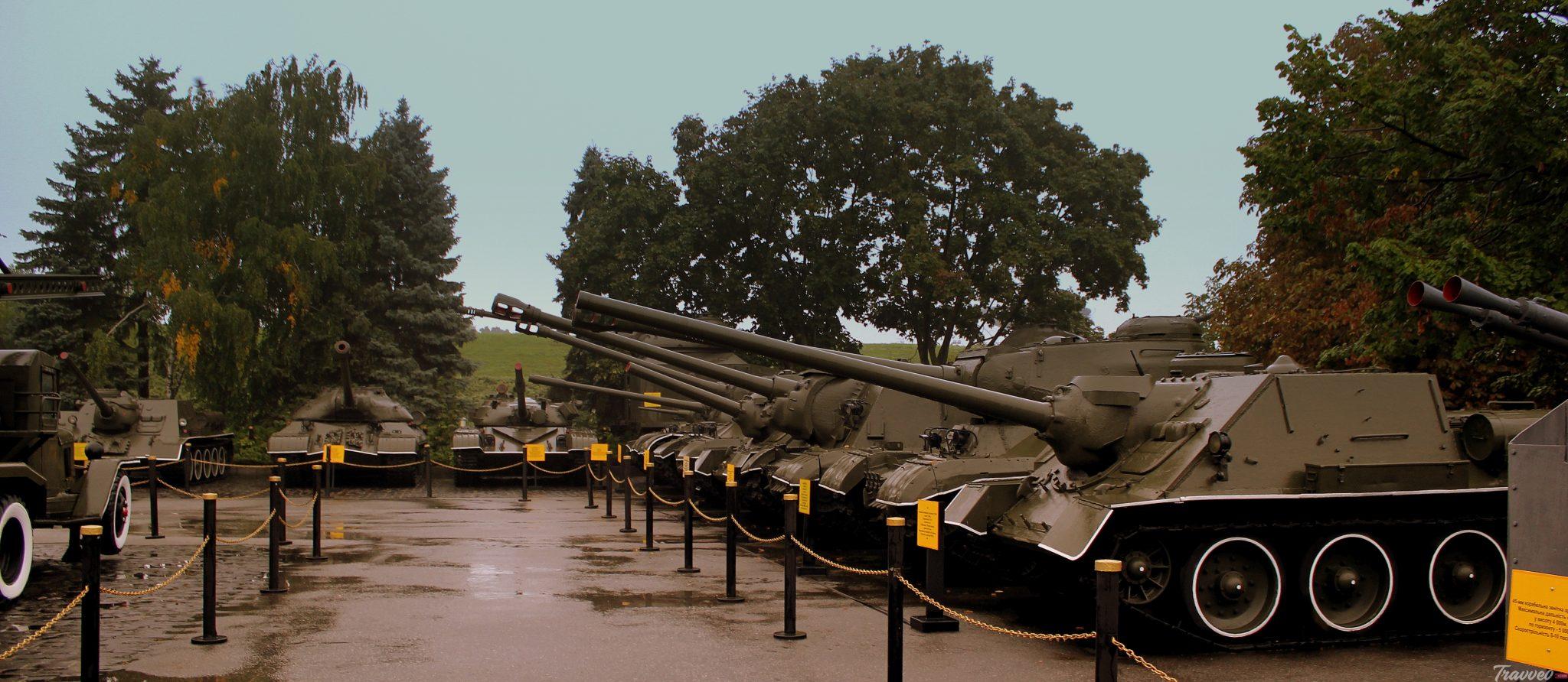 جولة سياحية مميزة في كييف متحف الحرب الوطنية