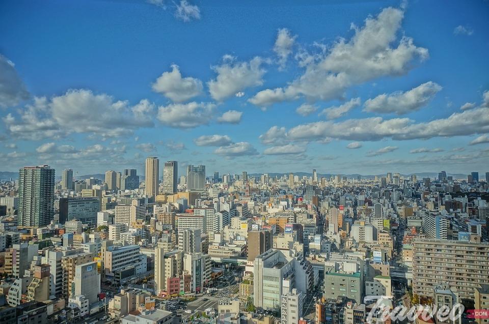 رحلة سياحية الى اوساكا اليابان