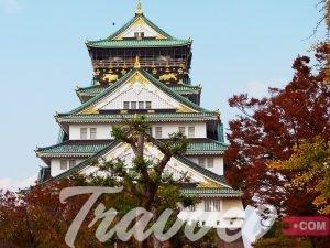 السياحة فى أوساكا في اليابان