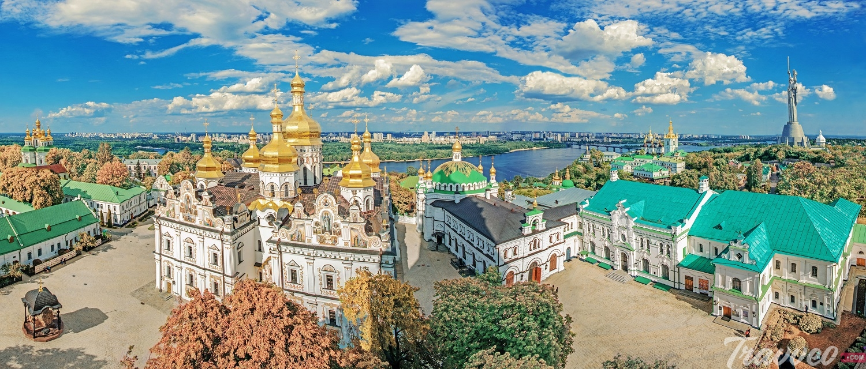 جولة سياحية مميزة في كييف