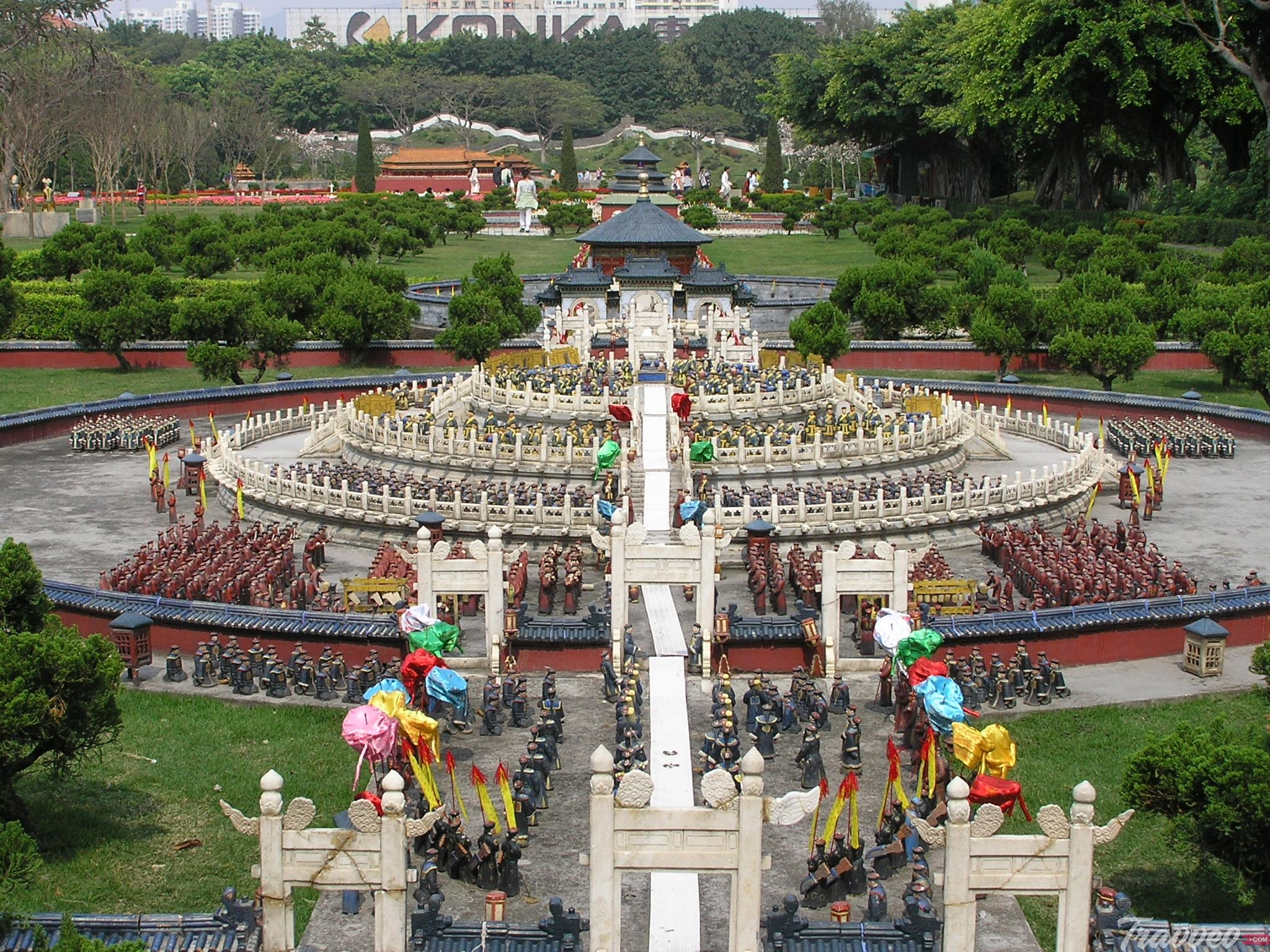 السياحة فى مدينة شينزين فى الصين