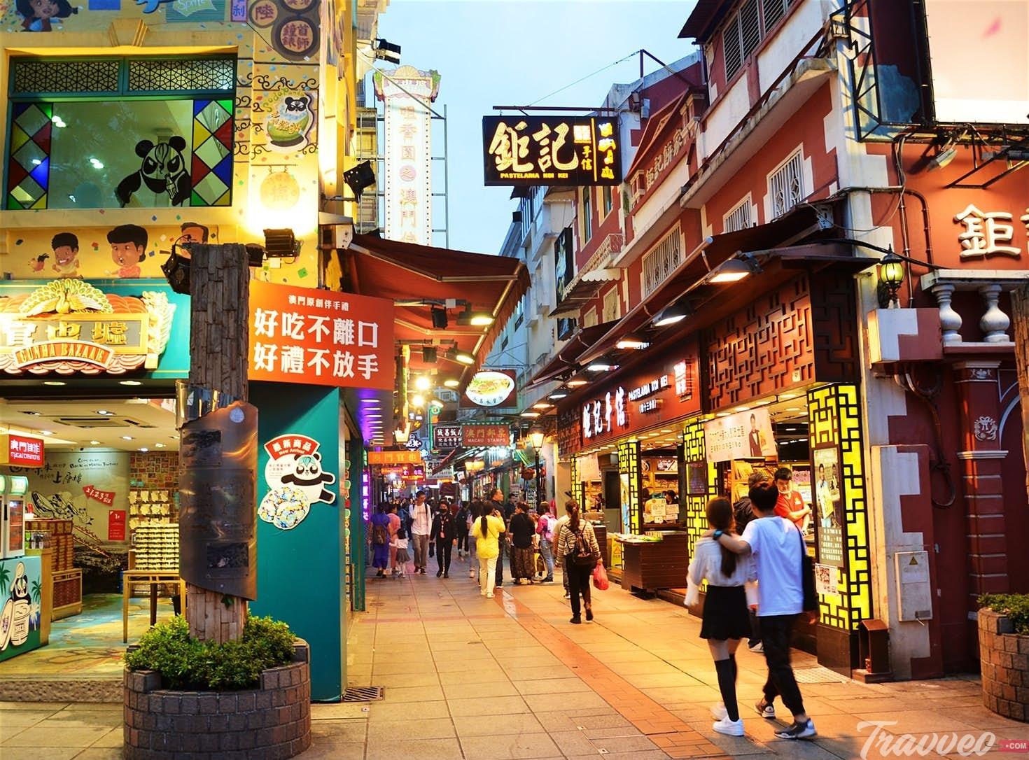افضل 10 مراكز تسوق في ماكاو