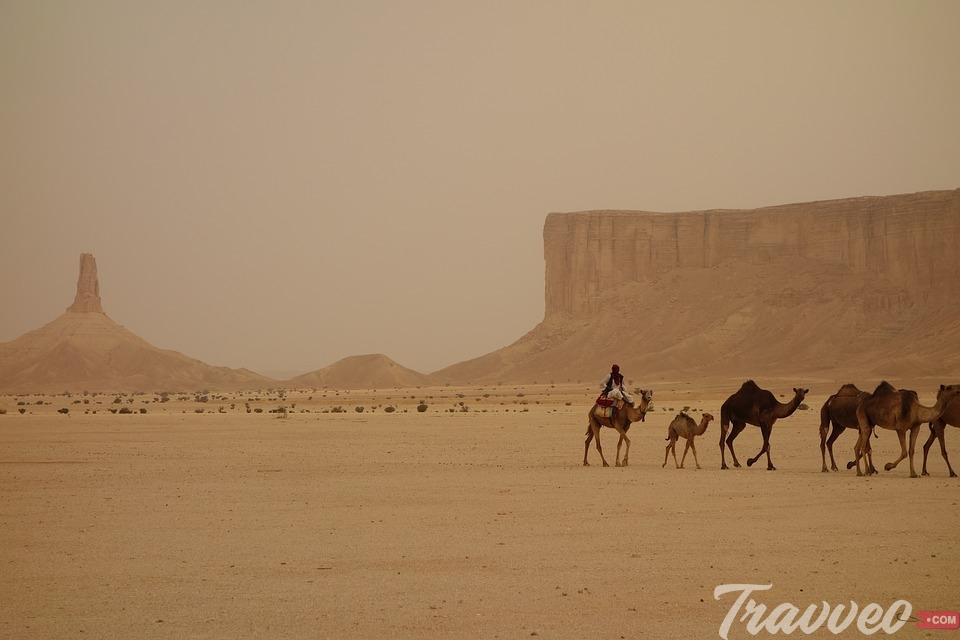 ابرز الاماكن السياحية فى مدينة نجران
