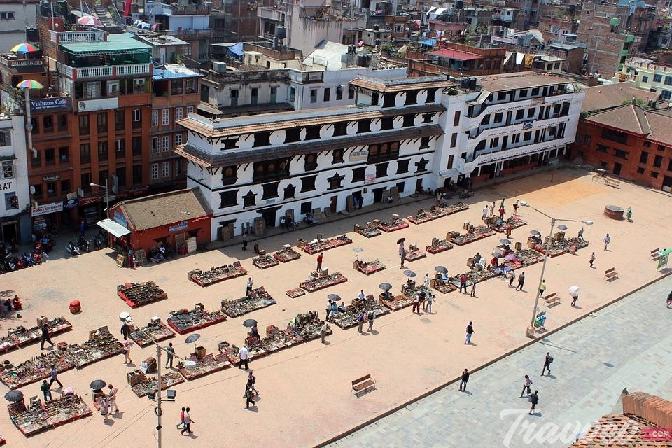 الاماكن السياحية فى كاتماندو فى نيبال