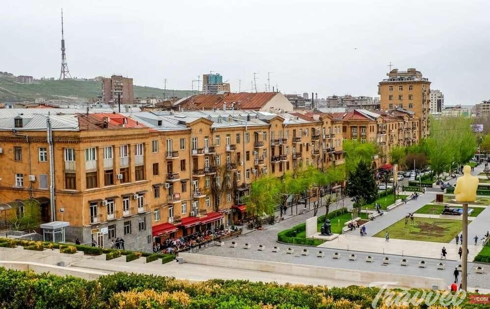 السياحة في يريفان