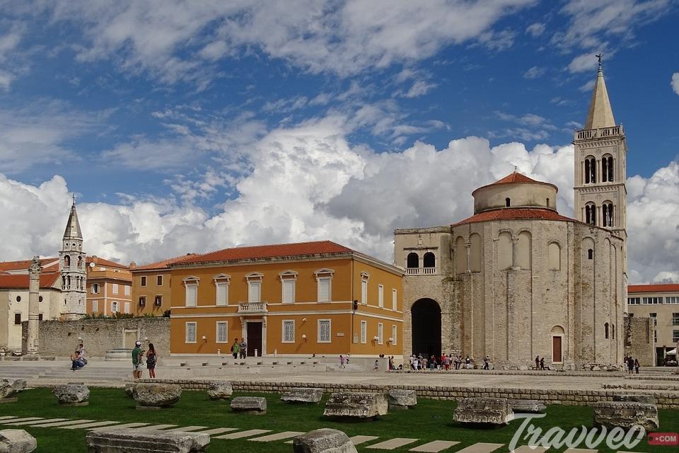 السياحة فى مدينة زادار فى كرواتيا