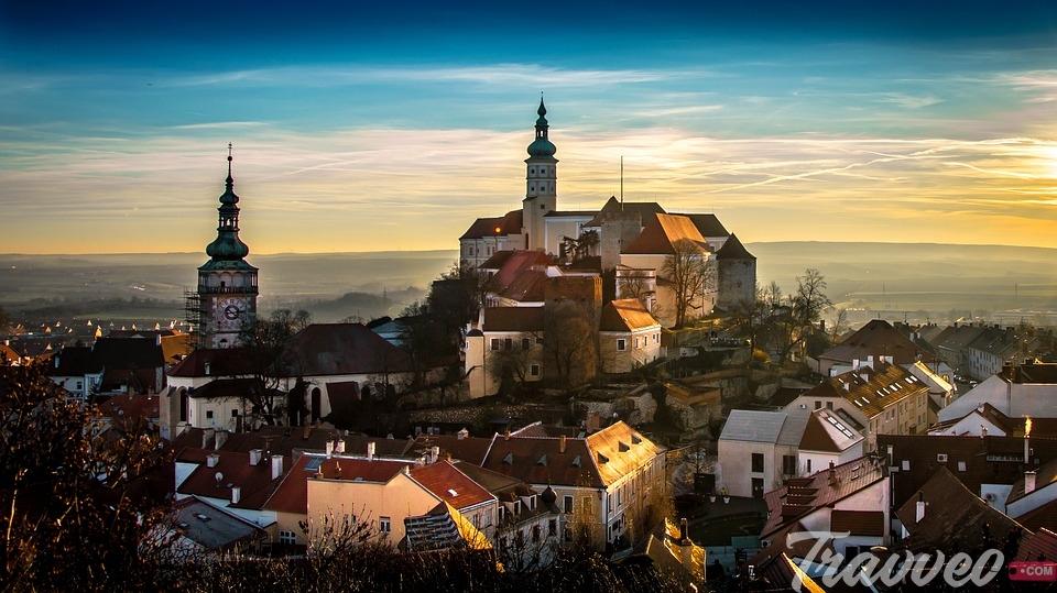 السياحة فى التشيك