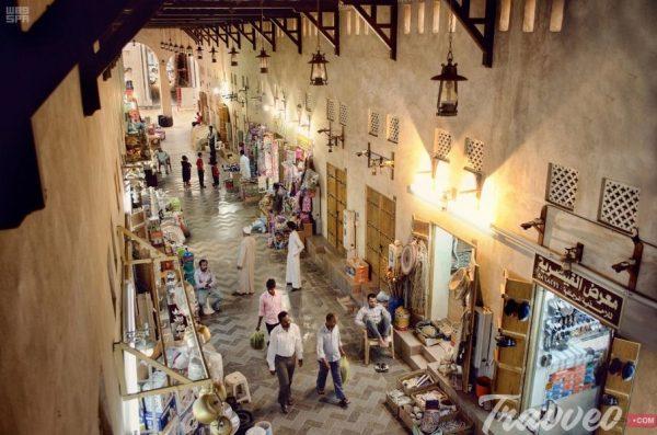 سوق القيصرية فى الاحساء