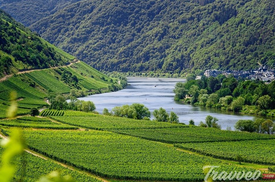عطلة سياحية في أجمل قري الريف الألماني