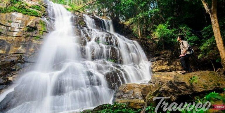 شلال هاواي كايو