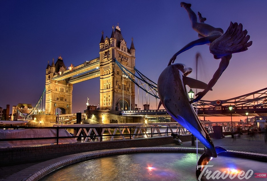 برنامج سياحي الى لندن
