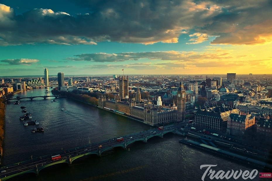 برنامج سياحي الى لندن لمدة 5 ايام