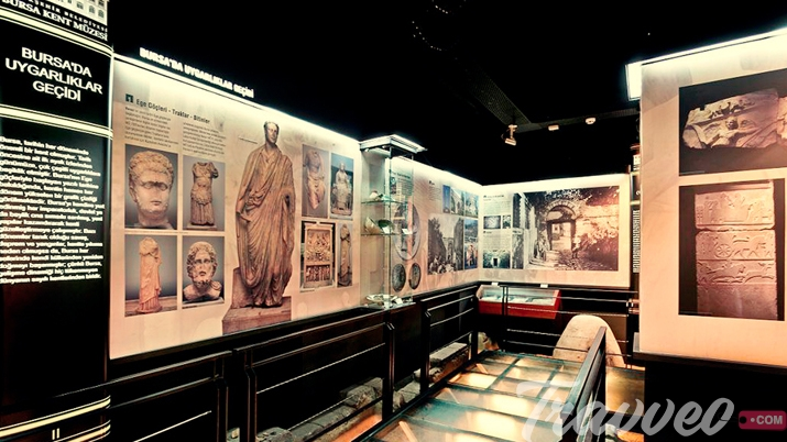 متحف بورصة