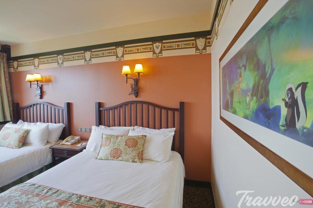 فندق ديزني سيكويا لودج