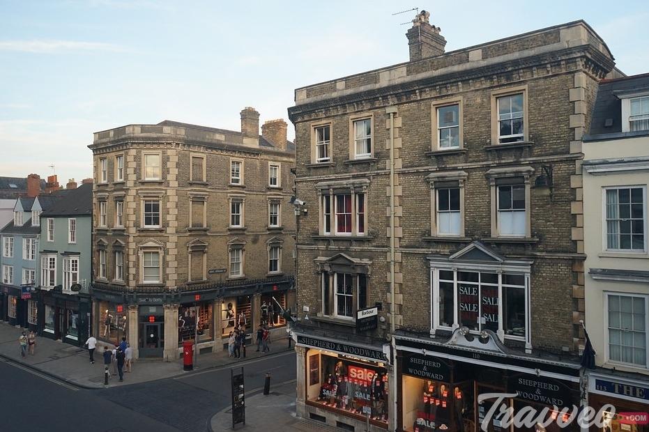 شارع اكسفورد