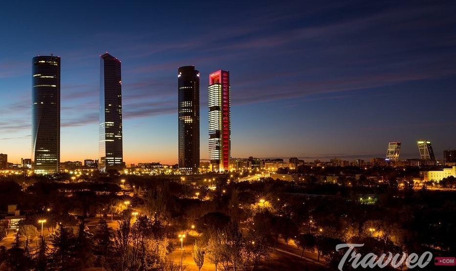 أفضل 10 فنادق مدريد الموصي بها
