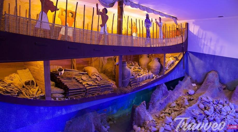 متحف الاثار البحرية بودروم