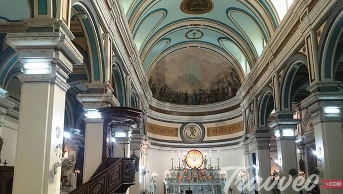 كنيسة سانت اوجينى