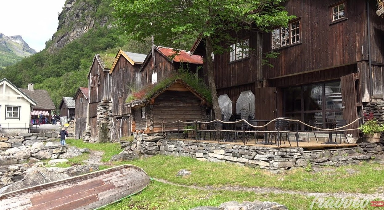 دليلك السياحي في قرية جيرانجير النرويج