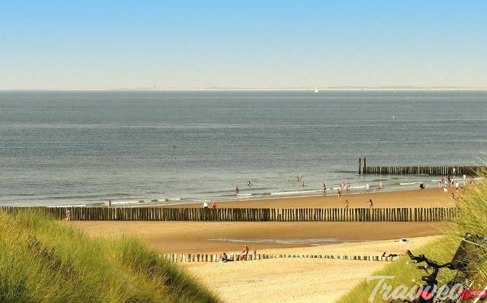 شاطئ Domburg