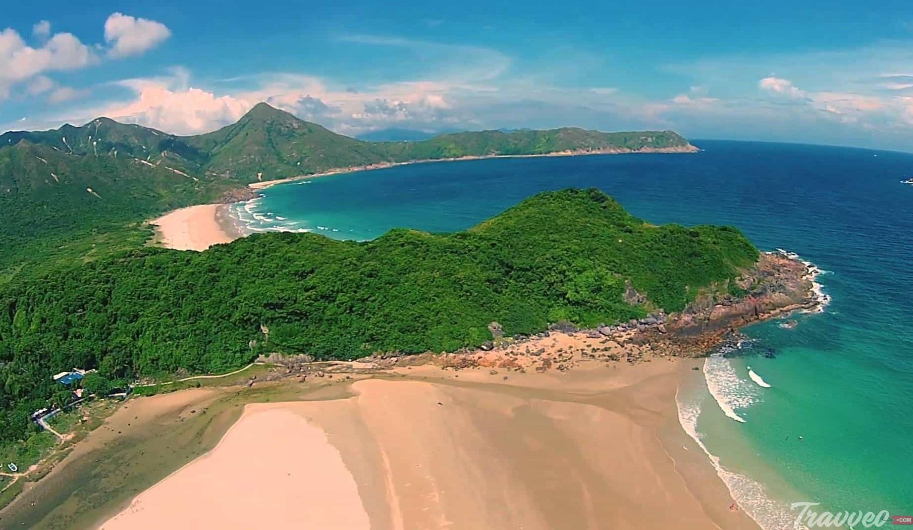 شاطئ هونغ شينغ يه